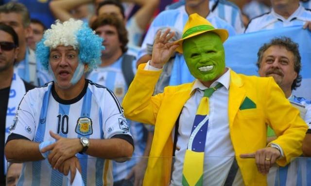 Le foot, c'est aussi une histoire de style ©AFP